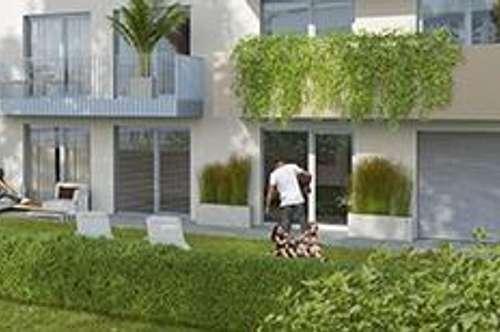 Exklusive Gartenwohnung mit STADTFLAIR!
