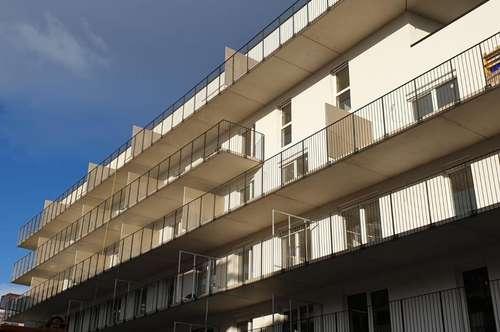 Stylische 2-Zimmer Wohnung mit Innenhofbalkon!