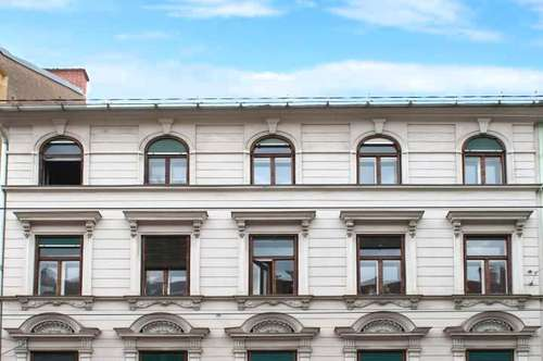 Gepflegte 40m² Altbauwohnung in Innenstadtlage   tolle Infrastruktur und Anbindung   ap April verfügbar!