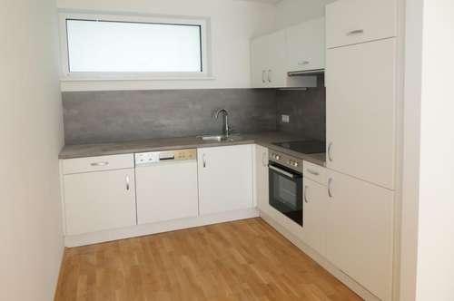 Helle gemütliche 54m² Mietwohnung   Erstbezug mit Küche und Balkon   sofort verfügbar!