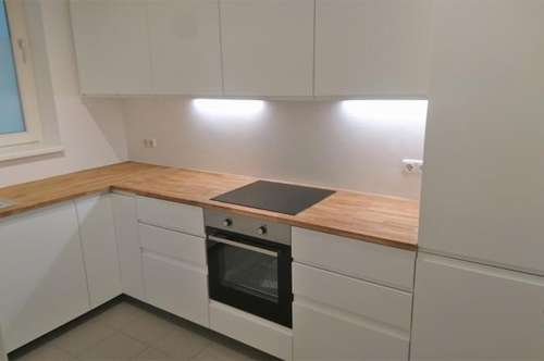 EG-Wohnung - Erstbezug mit neuer Küche