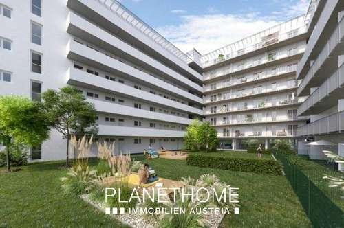 Moderne Mietwohnungen in ökologischer Bauweise im Zentrum von Graz