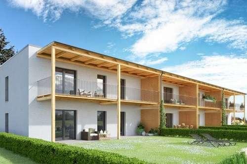 Neubauwohnungen in Kaindorf