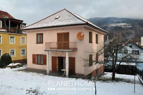 Villenartiges Ein- oder Mehrfamilienhaus in Leoben-Donawitz für Ihren Umzug ins Leben!
