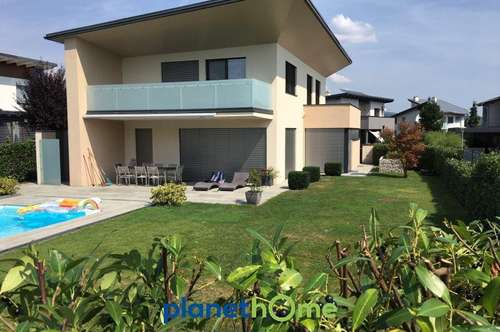 Modernes und neuwertiges Einfamilienhaus in herrlicher Ruhelage in Gratwein/Straßengel!