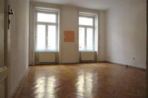 Altbau-Eigentumswohnung nahe Wiedner Hauptstrasse