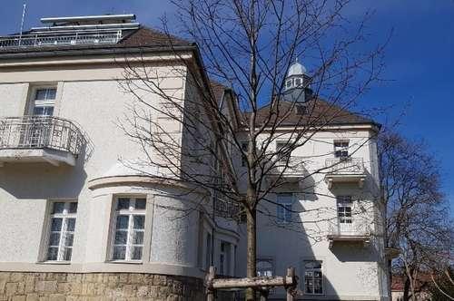 Baden - Exklusive Altbaumietwohnung in Stilvilla
