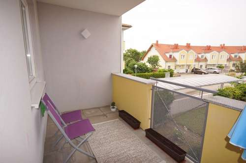 Kottingbrunn - Große 3 Zimmer Mietwohnung mit Loggia und Tiefgarage