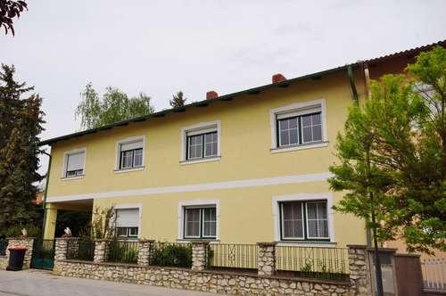 Wiener Neustadt Land - großes Haus mit 2 Wohnungen (oder Praxis) und großem Grund