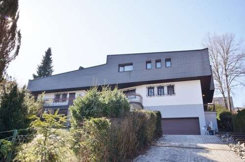 Purkersdorf - extravagante Landvilla mit großzüger rd. 700 m² Nutzfläche in TOP Aussichtslage