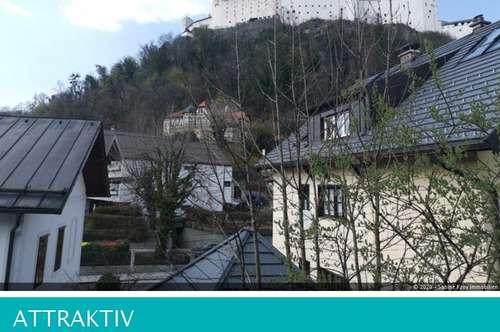 Sonnige 3,5 Zimmerwohnung mit S-Balkon und TG Platz - beste Lage Nonntal