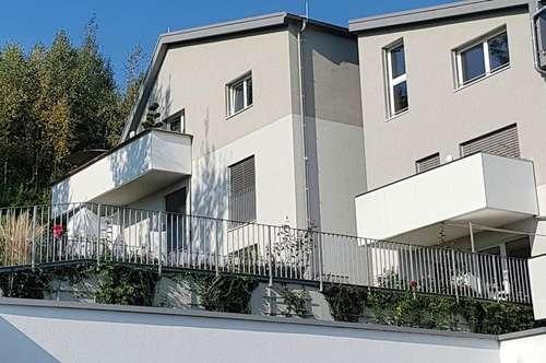 Eklusive 3 Zimmer -Terrassenwohnung mit 2 TG- Sonnige Ruhelage Wals!