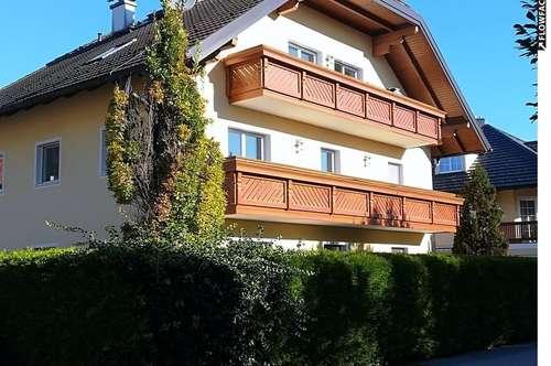 Gepflegte und sonnige 4 Zimmer-Gartenwohnung mit TG Platz- Maxglan