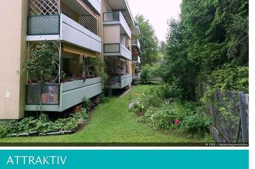 3 Zimmerwohnung mit Balkon und Parkplatz- ruhige grüne Stadtlage Altmaxglan