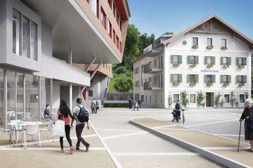 Innovatives Bauvorhaben am Ostrand von Salzburg