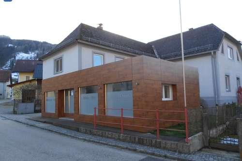 TOP-Ertragshaus!! Idylisches Zweifam.Haus mit Geschäft a.d. Donau !