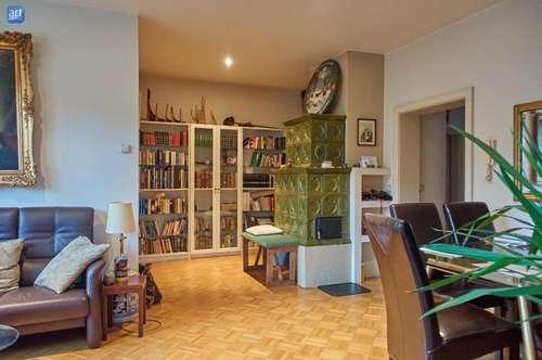 Gemütliche 3 Zimmer Wohnung mit 120 m2 Garage in Mattsee