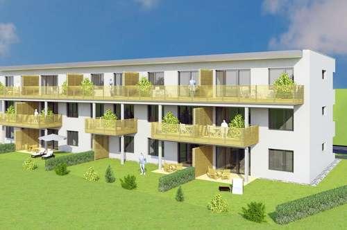 Sonnige 3 Zimmer Wohnung mit Balkon und Garage
