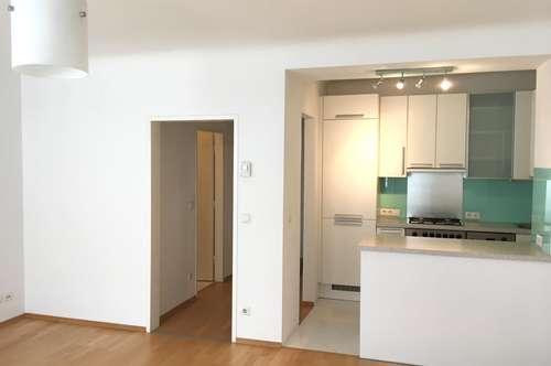 Nähe Zentrum/Naschmarkt! Wunderschöne, sehr zentral gelegene 2 Zimmer Neubauwohnung zu vermieten!