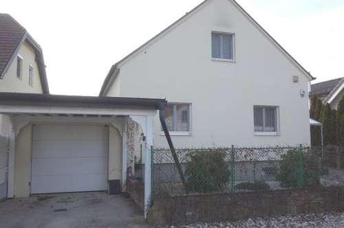 EINFAMILIENHAUS ST. PÖLTEN-WAGRAM - ca. 94 m² Nutzfläche - ca. 697 m² Grundstück