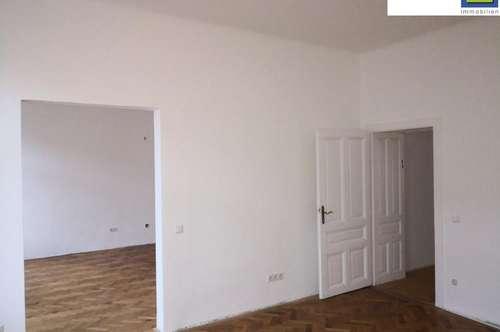 20. Bezirk, Pöchlarnstraße Altbauwohnung rd. 82 m², 2 Zimmer