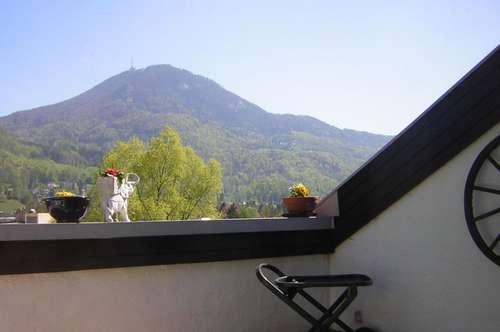Großzügige Dachgeschoss-Maisonette in Parsch
