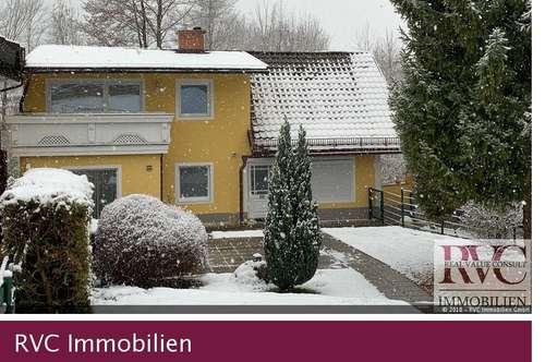leistbares, chices Einfamilienhaus in Großgmain