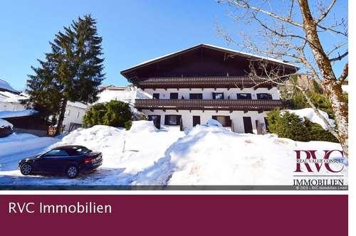 Gemütlich, rustikales Apartment im Kitzbüheler Skigebiet