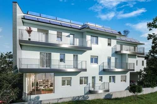 Perg/Zentrum/ABD-Center: Traumhafte Dachterrassenwohnung mit Weitblick