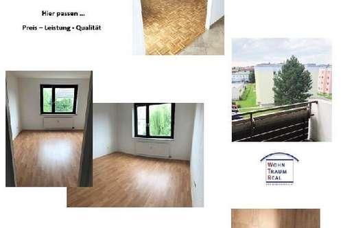 GÜNSTIGE - Renovierte 3-Zimmer Wohnung  - WG geeignet