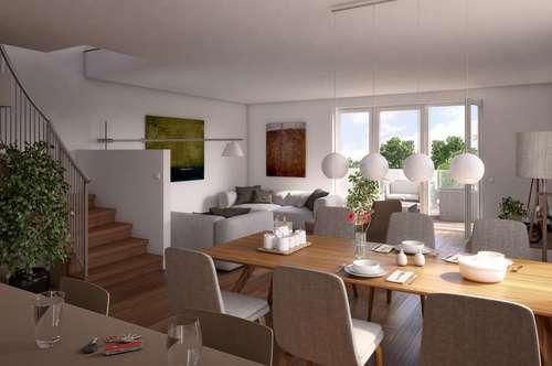 """Perg"" Modernes Doppelhaus in Top-Lage"