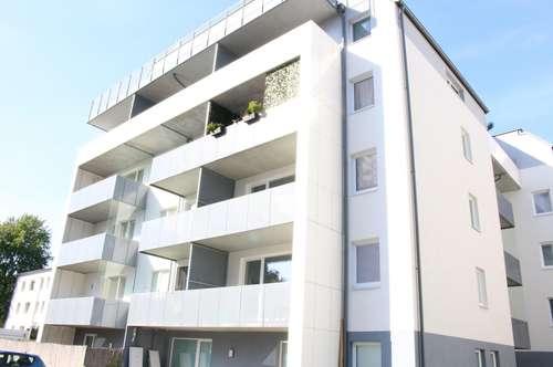 CHARMANTE 65 m2 Neubau inkl. Loggia und 5 m2 Balkon, 3 Zimmer, 2er-WG-geeignet, Komplettküche, Wannenbad, Widerinstraße
