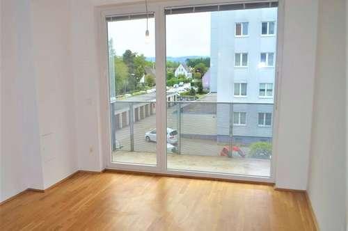 TOPGELEGENHEIT! Widerinstraße, sonnige 71 m2 Neubau mit 10 m2 Loggia, 3 Zimmer, Komplettküche, Wannenbad, Parketten