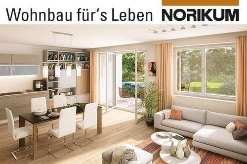 ERSTBEZUG: 4-Raum-Wohnung mit schöner Küche in zentraler Lage in Schwanenstadt- WOHNBAUFÖRDERUNG - Whg.B5/1.OG
