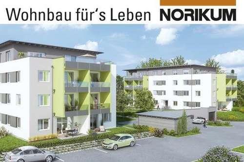 Wohnpark Schwanbach: Sonnige Gartenwohnung in Schwanenstadt - jetzt mit Küchengutschein Whg. B1/EG