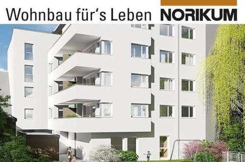 Wels, Urban Living - schöne Familienwohnung mit großem Balkon - Whg. 10/2.OG