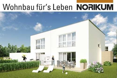 Doppelhhäuser Asten Zentrum - Haus 1