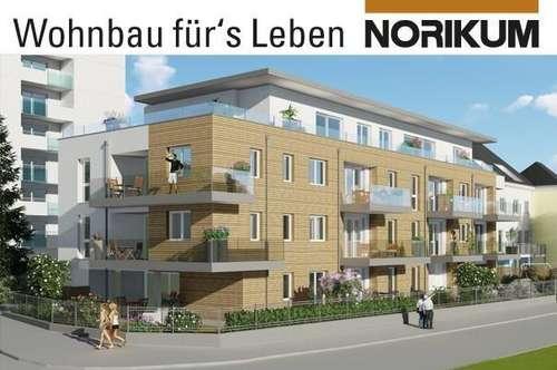 Wels, Wohnen am Volksgarten - gemütliche Familienwohnung mit großem Balkon - Whg. 6/1.OG