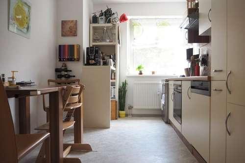 Hübsche Zweizimmerwohnung in der Wischerstraße, 50 m² WNFL, Küche möbliert ohne Ablöse, beste Infrastruktur!