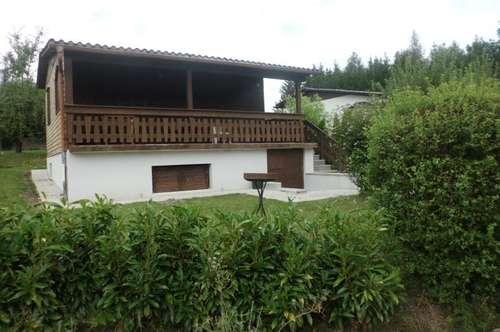 Gemütliches Gartenhaus in ruhiger Lage von St.Florian