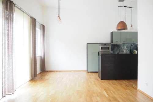 Provisionsfrei! Gallneukirchen Zentrum! sonnige 4-Zimmer-Wohnung, 90 m² WNFL + großer Balkon, Küche möbliert, inkl. 2 Parkplätze!