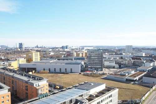 Anlegerwohnung, 85 m² + 25 m² Loggia, 15. Stock, Rilkestraße, befristet vermietet bis 31.05.2022!