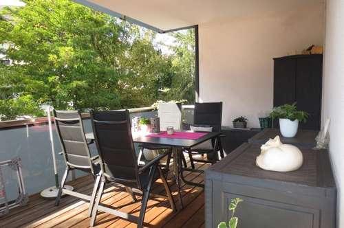 Froschberg! Sehr schöne 85 m² Wohnung mit großem Balkon, 3 Zimmer, 2 Tiefgaragenplätze! Barrierefrei!