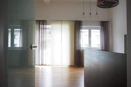 Sonnige 4-Zimmer-Wohnung in Gallneukirchen Zentrum, 90 m² WNFL + großer Balkon, Küche möbliert, inkl. 2 Parkplätze!