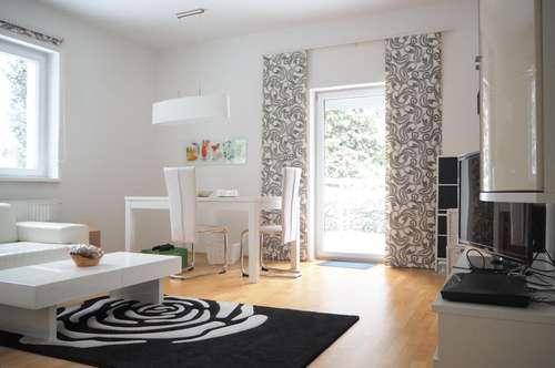 Entzückende ruhige Zweizimmerwohnung mit großem Balkon am Froschberg, Küche möbliert (ohne Ablöse), Parkplatz!