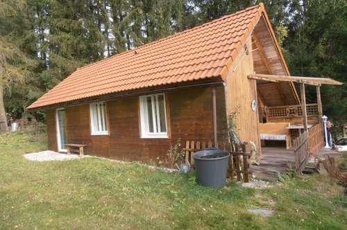 Wohnidylle am Waldrand in Linznähe! Entzückendes Häuschen ca.700m² Grund, 49 m² WNFL