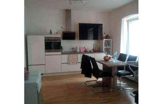Schöne, ruhige 2 Zi. Wohnung, 51 m² WNFL, inkl. Lift im 2. OG, alle Fenster Innenhofseitig, MV unbefristet