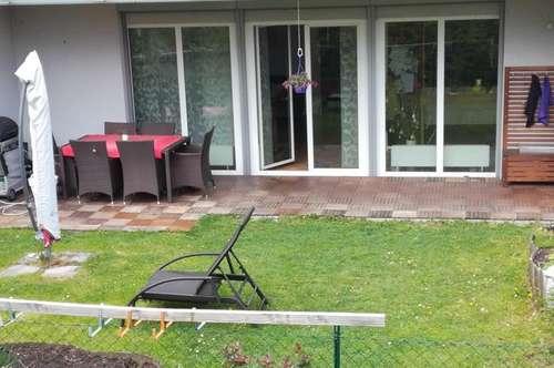 Tolle 3 Raumwohnung 100 m² WNFL inkl. Loggia + 60 m² Eigengarten, Tiefgarage und Küche in Linz/Urfahr