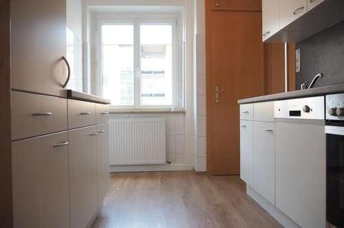Sonnige, renovierte 56,5 m² WNFL + Balkon, neue Küche (ohne Ablöse), nähe UKH, AKH, Kepler Uniklinikum, FH Campus, WG-geeignet!