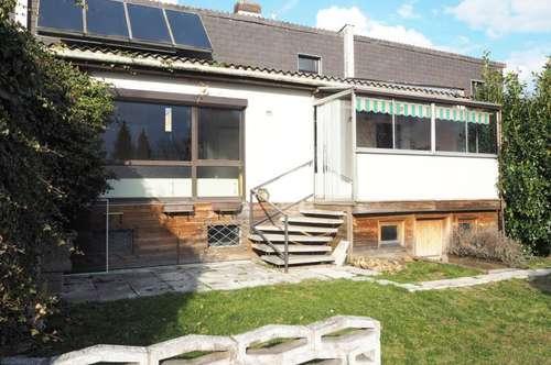 Sonniges Reihenhaus am Pöstlingberg mit Potential! 120 m² WNFL erweiterbar, 2 Garagen, herrliche Fernsicht!